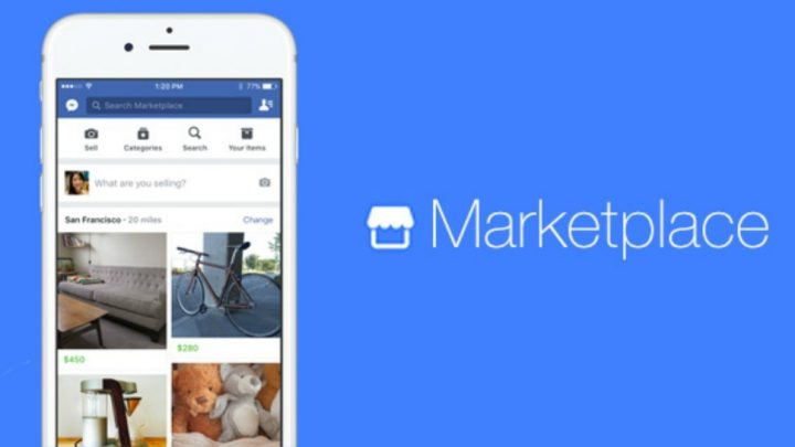 Buy & Sell Within Your Local Community: Introducing Facebook Marketplace