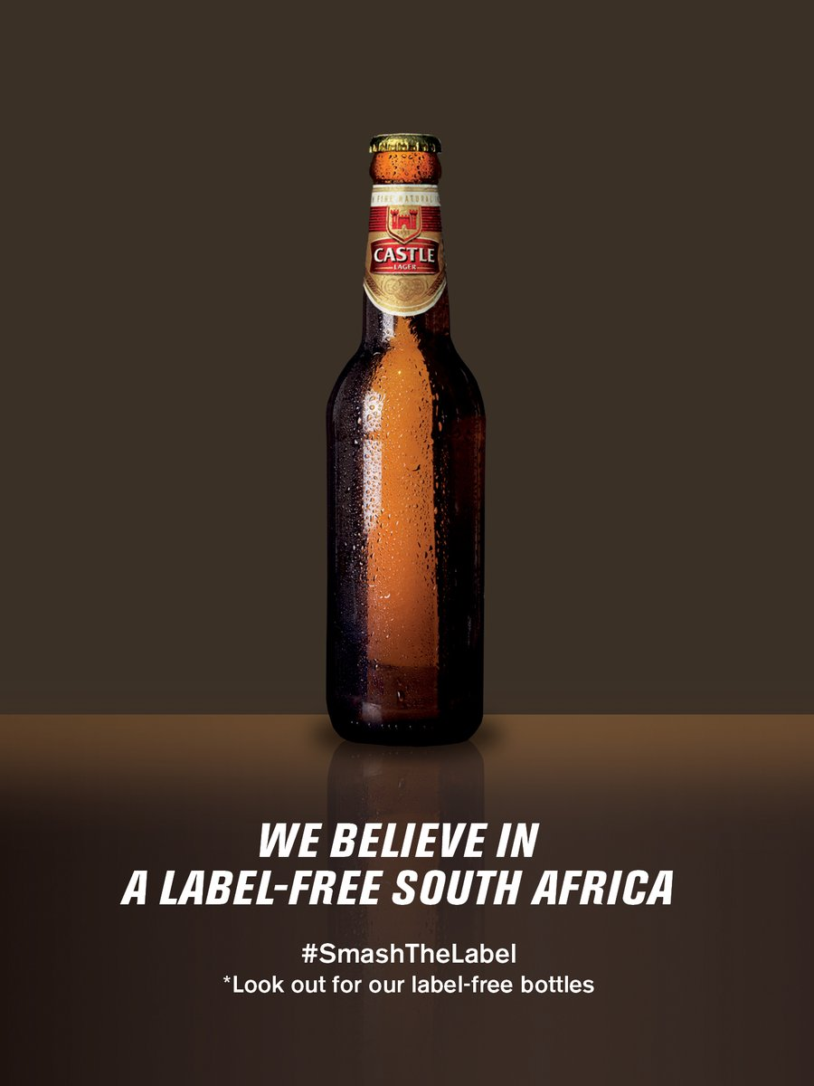 Trendjacking Case Study   Castle beer to be sold without labels post Ashwin Willemse incident